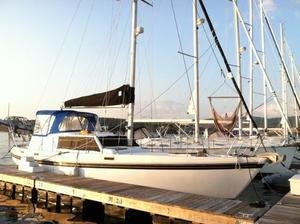 Used Columbia 45 Sloop Sailboat For Sale