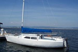 Used Bombardier 7.6 Racer and Cruiser Sailboat For Sale