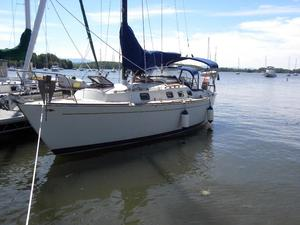 Used Ticon Yachts Ltd T 30 Sloop Sailboat For Sale
