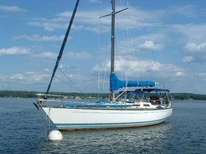 Used Baltic 38 DP Sloop Sailboat For Sale
