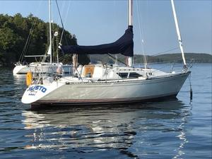 Used C&c 33-2 Racer and Cruiser Sailboat For Sale