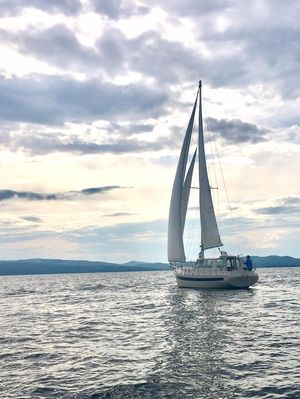 Used Bayfield 36 Cutter Sailboat For Sale