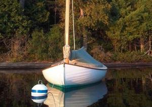 Used Concordia Company Beetle Cat Daysailer Sailboat For Sale