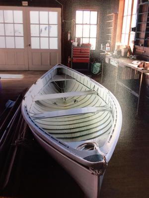 Used Brooklin Boat Yard Peapod Tender Boat For Sale
