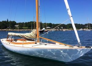 Used Herreshoff Buzzards Bay 25 Daysailer Sailboat For Sale