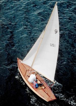 Used Grimstadjolle Gj-class Sloop Daysailer Sailboat For Sale