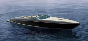 New Brooklin Boat Yard 60' Sport Boat Open High Performance Boat For Sale