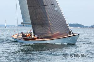 New Brooklin Boat Yard 47' Spirit OF Tradition Sloop Daysailer Sailboat For Sale