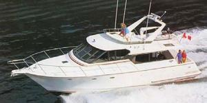 Used West Bay Pilot House Motor Yacht Motor Yacht For Sale
