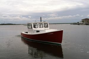Used Repco 30 Lobster Commercial Boat For Sale