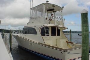 Used Post 43 Convertiable Sports Fishing Boat For Sale