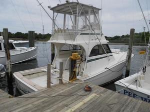 Used Topaz 37 Sportfisherman W Flybridge Sports Fishing Boat For Sale