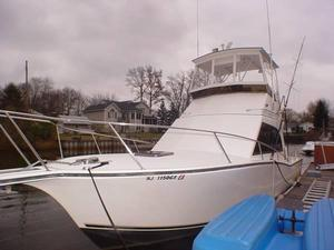 Used Albemarle 325 Convertible Nice... Convertible Fishing Boat For Sale