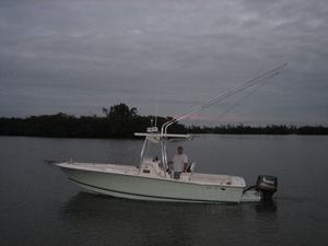 Used Silverhawk 24 Outboard Center Console Center Console Fishing Boat For Sale