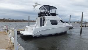 Used Silverton 351 Sedan IN Mint COND 472 HR Cruiser Boat For Sale