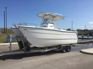 Used Pro Sports 2200 CC Prokat Center Console Fishing Boat For Sale