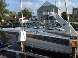 Used Crownline 320ls Lift Kept Cruiser Boat For Sale