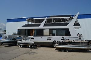 Used Skipperliner 65 Millenium House Boat For Sale
