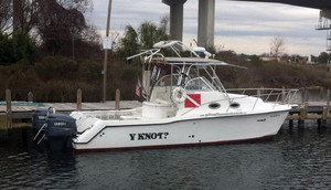 Used Prokat Pro Sport 2860 Wa Cruiser Boat For Sale