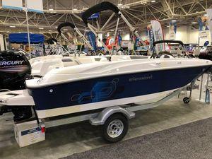 New Bayliner E18 Deck Boat Bowrider Boat For Sale
