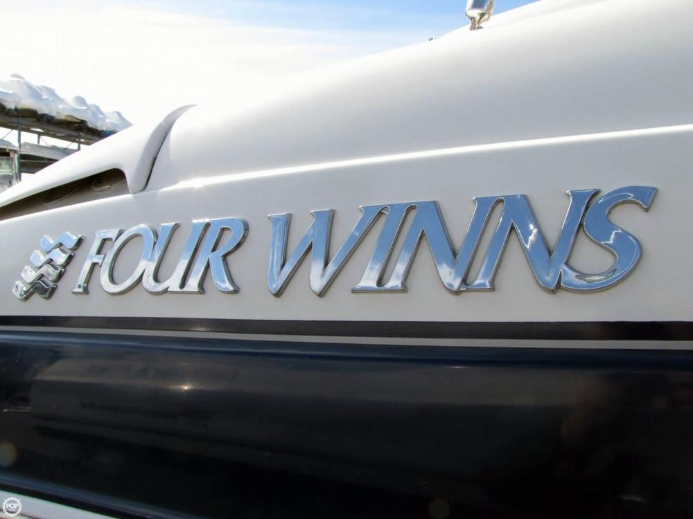 Used Four Winns 225 Sundowner Cruiser Boat For Sale