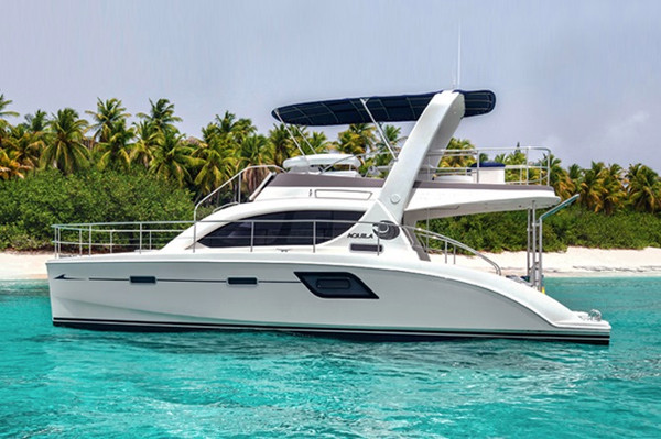 New Aquila 38 Power Catamaran Boat For Sale