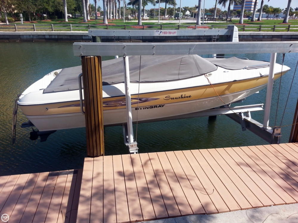 Used Stingray 195LS Bowrider Boat For Sale