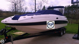 Used Bryant 234 Deckboat Deck Boat For Sale