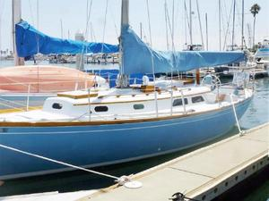 Used Hinckley Pilot 35 Cruiser Sailboat For Sale