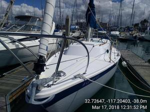 Used Cal 29 Cruiser Sailboat For Sale