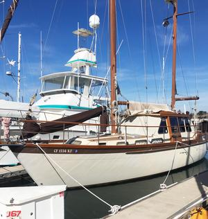 Used Nauticat 38 Ketch Cruiser Sailboat For Sale