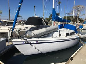 Used Newport 30 Cruiser Sailboat For Sale