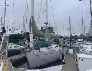 Used Freedom Yachts 36 Cruiser Sailboat For Sale