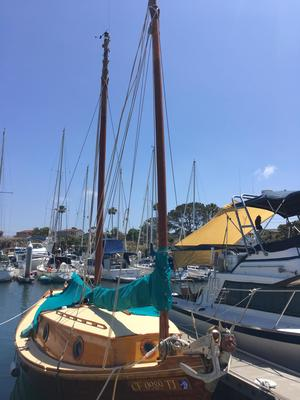Used Custom ST Pierre Dory Antique and Classic Boat For Sale