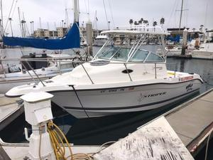 Used Seaswirl Striper 2300 Walkaround I/O Freshwater Fishing Boat For Sale