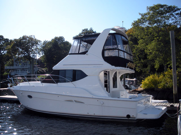 Used Silverton 36 Convertible Motor Yacht For Sale