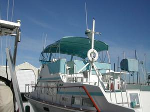 Used Tollycraft Tri-cabin Flybridge Boat For Sale