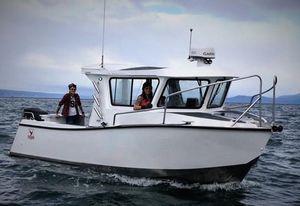New Xtaero Xt24dv Bodaga Tuna Pilothouse Boat For Sale
