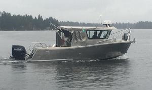 New Xtaero Xt24dv Long Cabin Cruiser Express Cruiser Boat For Sale