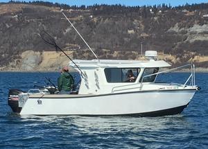 New Xtaero Xt24dv Long Cabin Twin OB Freshwater Fishing Boat For Sale
