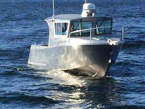 New Xtaero Xt22dv Raven Pilothouse Boat For Sale