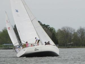 Used Holby Clearwater Sloop Racer and Cruiser Sailboat For Sale