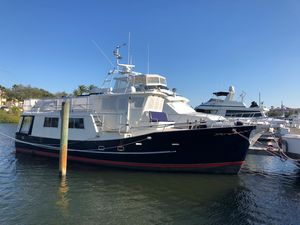 Used Cherubini Independence Pilothouse Boat For Sale