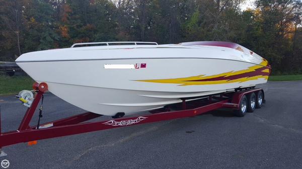 Used Eliminator 300 XP Eagle High Performance Boat For Sale