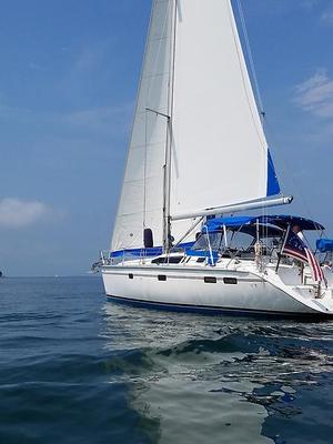 Used Hunter Legend Sloop Sailboat For Sale