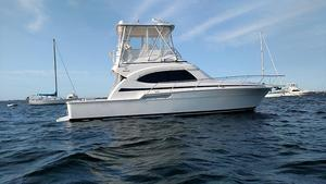 Used Bertram 390 Convertible Fishing Boat For Sale