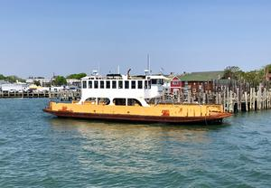 Used Gladding Hearn Double Ended Vehicle Ferry Commercial Boat For Sale