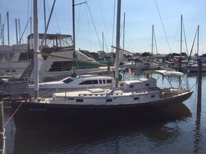 Used Marine Innovators 32 Sandpiper Sharpie Schooner Sailboat For Sale