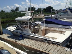 Used Albemarle Diesel Express Cruiser Boat For Sale