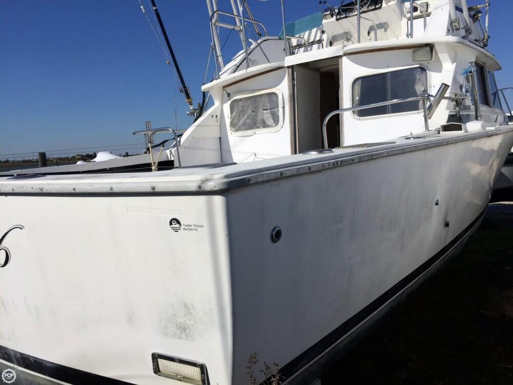 1977 used bertram 28 sportfisherman sports fishing boat for Fishing wildwood nj